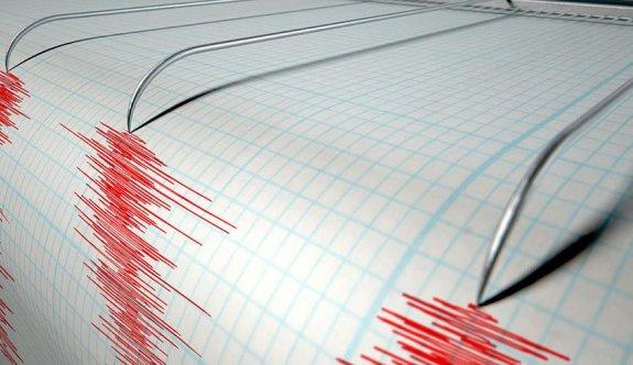 Manisa'da  4,6 büyüklüğünde deprem