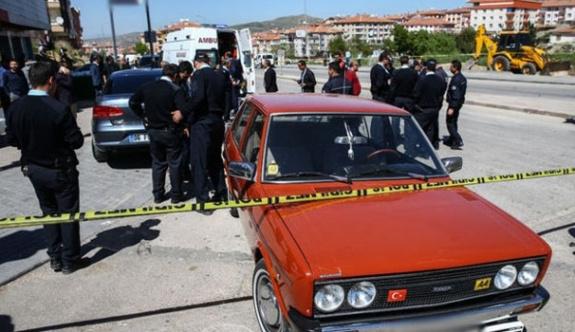 Ankara Altındağ'da silahlı çatışma