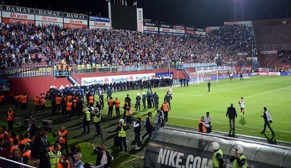 Trabzon'a kesilen ceza belli oldu