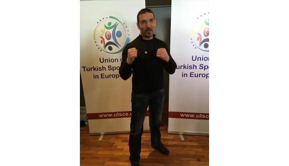 Avrupa Türk Spor Kulüpleri Birliği kuruluşunu açıkladı