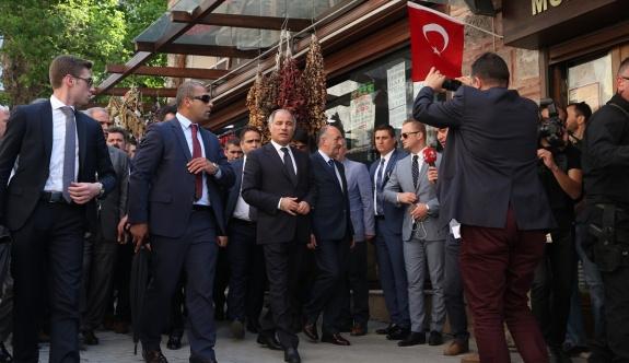 İçişleri Bakanı Ala'dan Bursa açıklaması