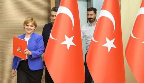 CHP'den Meclis başkanına istifa çağrısı