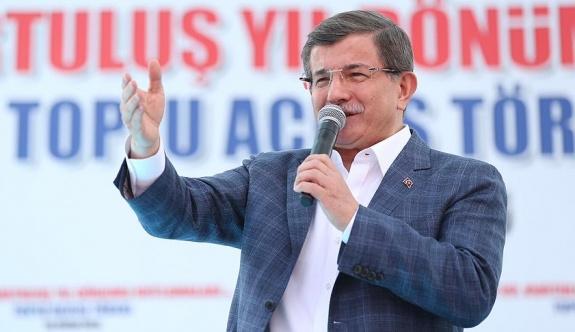 Davutoğlu: Utanmasalar Meclis'e çukur kazacaklar