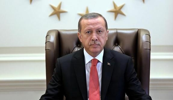 Erdoğan'ın kongereye gönderdiği mesaj