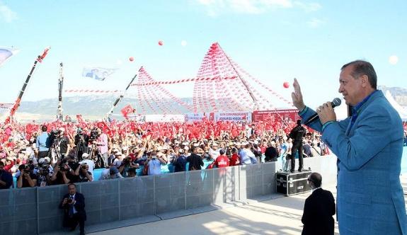 Erdoğan: Dolmabahçe mütabakatı diye bir şey yok