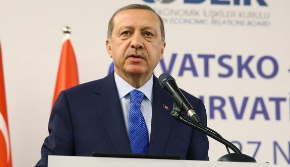Erdoğan ekonomideki sıçramanın sırrını açıkladı