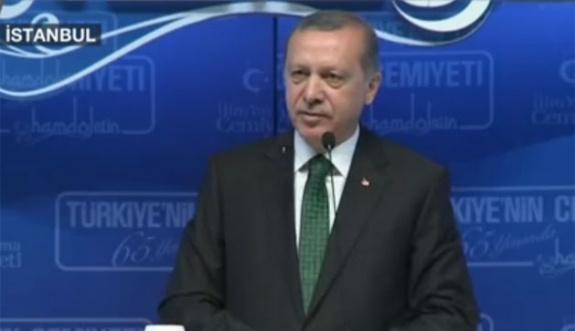 Erdoğan: Bu can bu tende olduğu müddetçe...