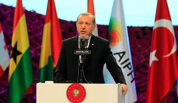 Erdoğan: Tek bir devletimiz var, paralel yok