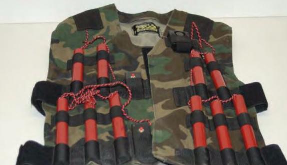 İHA: Canlı bomba PKK'lı