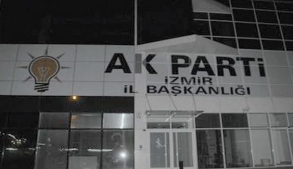 İzmir AK Parti binasında zehirli gaz alarmı