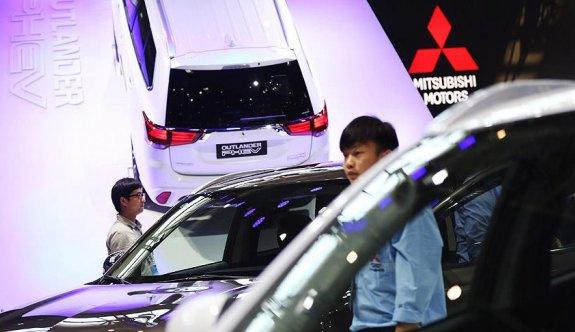Japon Mitsubishi Motors'tan 'hile' itirafı
