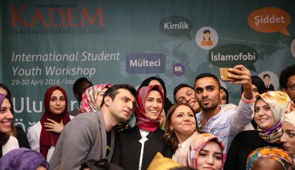 KADEM Uluslararası Öğrenci Gençlik Çalıştayı