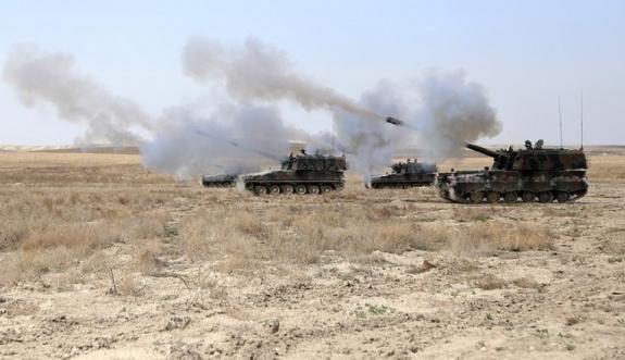 Kilis'in karşısındaki IŞİD'e operasyon: 11 ölü
