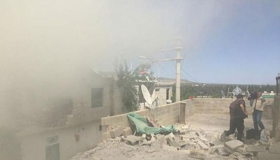 Suriye'den Kilis'e 3 roket düştü: Beş yaralı