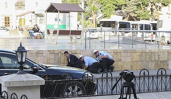 Kilis'e saldırı hazırlığındaki 8  IŞİD'li öldürüldü