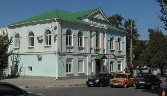 Kırım Tatar Meclisi'ne yasaklama