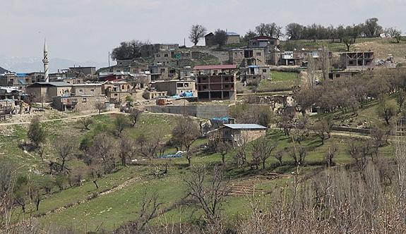 Lice'nin 16 köyünde dışarı çıkma yasağı