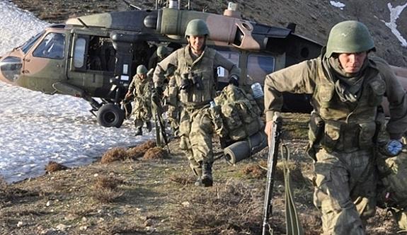 Lice operasyonunda 9 PKK'lı öldürüldü