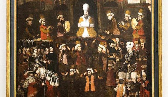 Londra'da satışa çıkan Osmanlı tablosunu Türkiye aldı