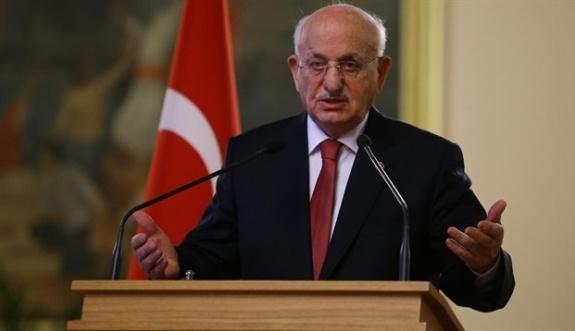 Meclis Başkanı İsmail Kahraman: 'Laiklik Anayasa'dan çıkarılmalı'