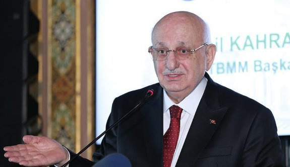 Meclis Başkanı Kahraman'dan yeni açıklamalar