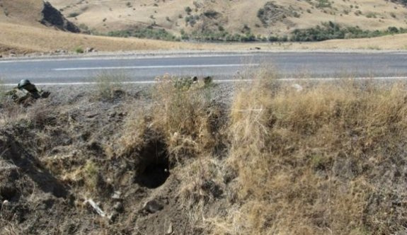 Muş Varto'da polise bombalı saldırı: 1 şehit 2 yaralı