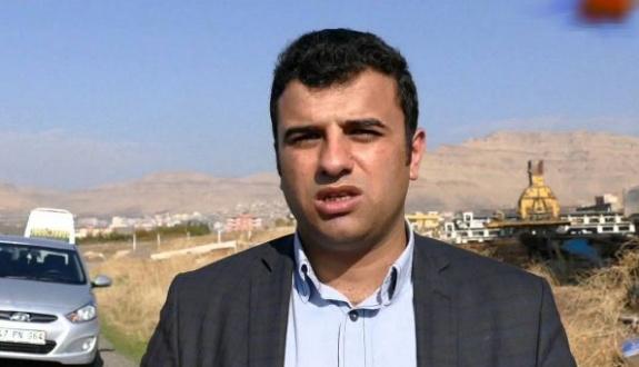 Öcalan'nın HDP'li il başkanı yeğeni tutuklandı