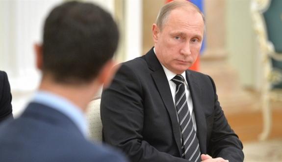 Rusya'dan Esad'a 'yeniden imar' desteği