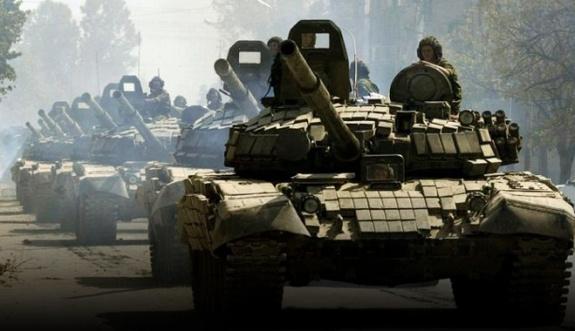 Rusya'dan Halep çevresine silah yığınağı