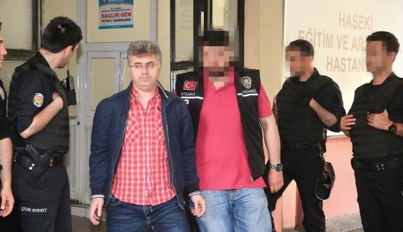 'Şike Kumpas'ta 10 kişi tutuklandı