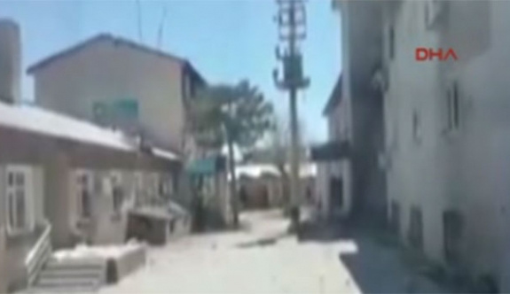 Şırnak'ta facia son anda önlendi | VIDEO
