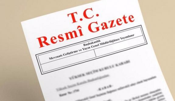 'Torba Yasa' Resmi Gazete'de yayınlandı