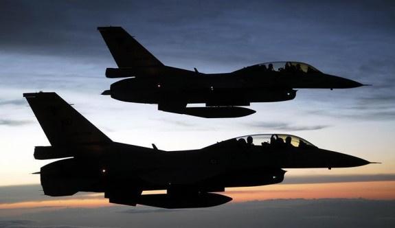 TSK: PKK kampları tam isabetle vuruldu