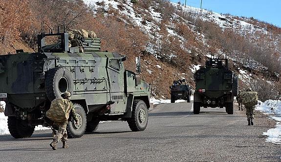 Tunceli'de 4 PKK'lı öldürüldü