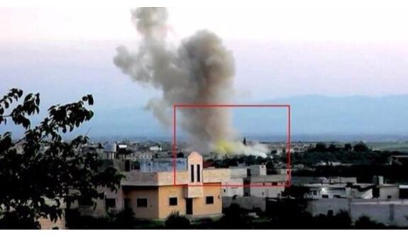 Türkmen köylerine Kimyasal gaz atıldı