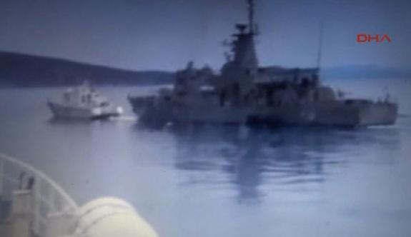 Yunan balıkçılar Ege'de gerginliğe yol açtı