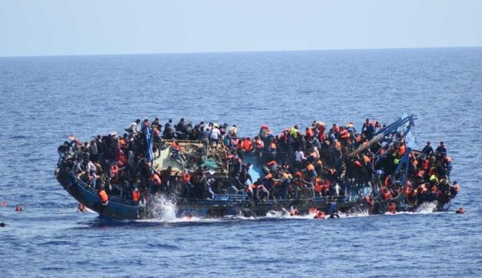 700 mülteciden haber alınamıyor