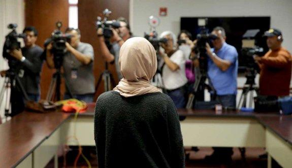 ABD'de Müslüman öğrenciye IŞİD'li hakaret