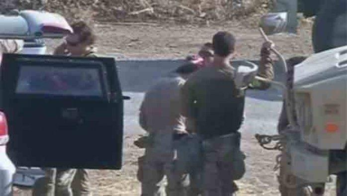 ABD askerleri YPG'den sonra Peşmergeyle görüntülendi