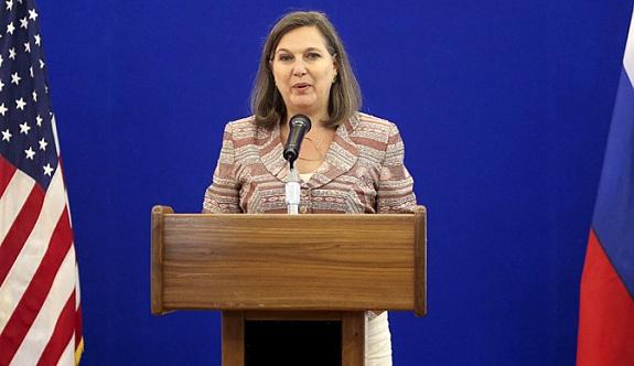 ABD Dışişleri Bakan Yardımcısı Nuland Rusya'da