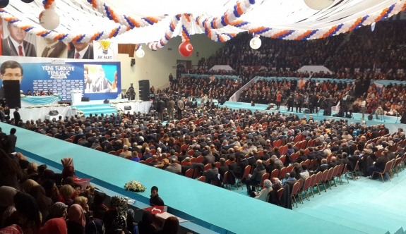 AK Parti'de konuşmama kararı