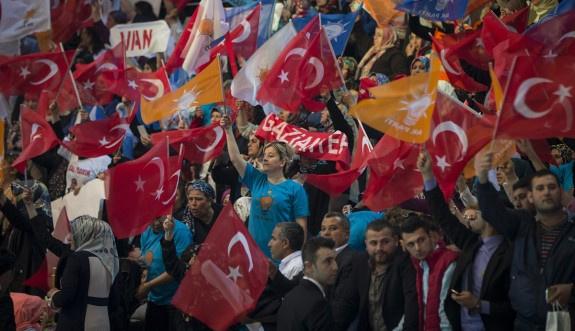 AK Parti kongresi başladı CANLI