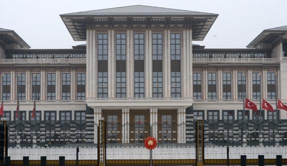 AK Partili vekiller Beştepe'de