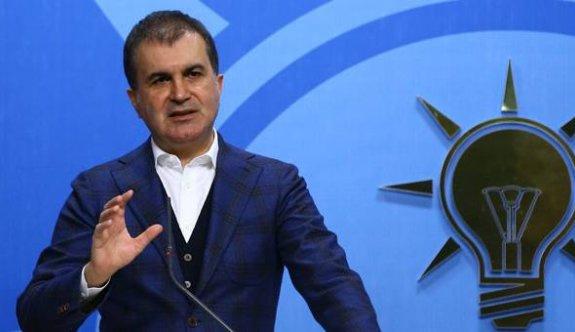 AK Partili Çelik: Tehdit var, herkes meydanlara