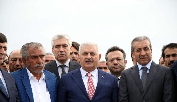 Mustakbel Başbakan Yıldırım: Erdoğan'la Diyarbakır'a gideceğiz