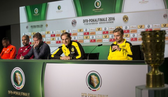 Almanya Kupası finaline doğru