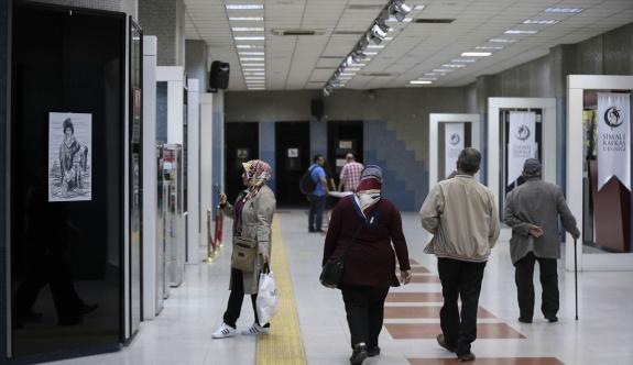 Ankara'da, ''Büyük Kafkas Sürgünü'' sergisi açıldı