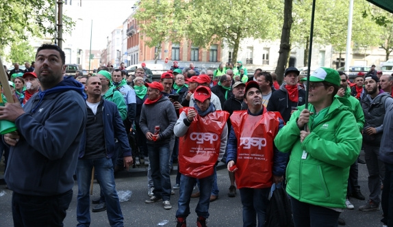 Belçika hapishanelerindeki grev