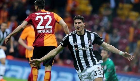Beşiktaş, Galatasaray'ı evinde yendi