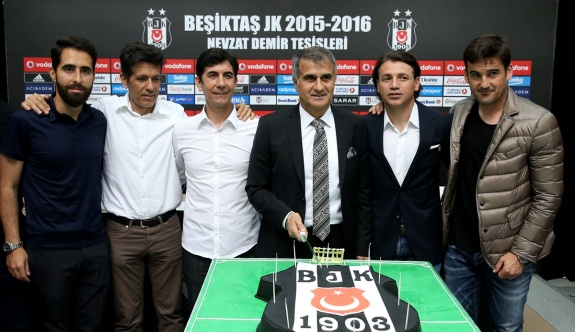 Beşiktaş Teknik Direktörü Güneş: (1)